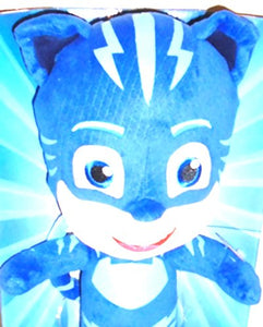 "Pj Masks CatBoy Singing Talking 14"" Plush Figure New Cartoon Release"