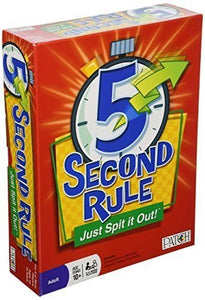 5 Second Rule - Just Spit it Out .HN#GG_634T6344 G134548TY15402