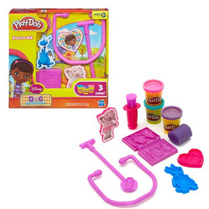 Hasbro Play-Doh Disney Doc Mcstuffin Doctor Kit Playset