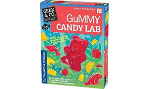 Thames & Kosmos Gummy Candy Lab Science Kit by Thames & Kosmos