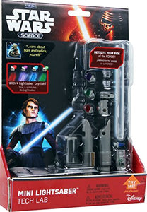 Uncle Milton - Star Wars Science - Mini Lightsaber Tech Lab