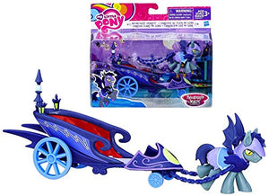 "Nightmare Moon and Moonlight Chariot My Little Pony Playset ""IN STOCK"""