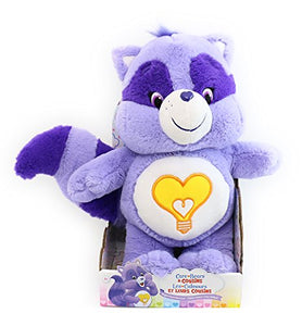 Care Bear Cousins Bright Heart Raccoon Medium Plush