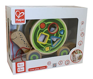 Bright & Colorful Snail Toy