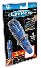 Z Writers Race Car Pen, Blue