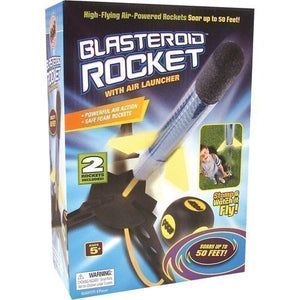 POOF Blasteroid Rocket with Launcher
