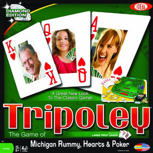 Tripoley Diamond Edition Card Games