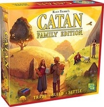 Catan: Family Edition