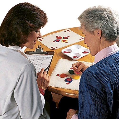 Allen Diagnostic Module Canvas Placemats (pack of 6)