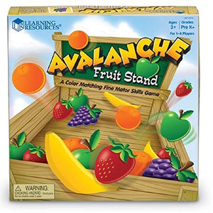 Avalanche Fruit Stand Game