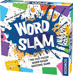 Thames & Kosmos Word Slam (The Fast-Paced Word-Based Guessing Game) Game