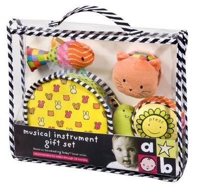 Amazing Baby: Musical Instrument Set by Kids Preferred by Kids Preferred