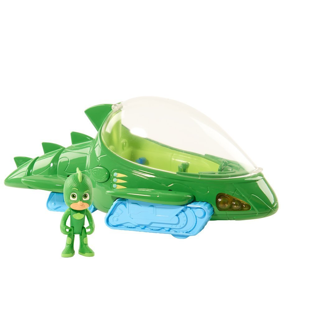 Just Play PJ Masks Deluxe Gekko Vehicle