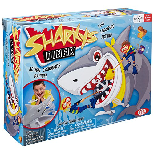 Ideal Sharky's Diner Game