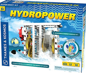 Thames and Kosmos Alternative Energy and Environmental Science Hydropower