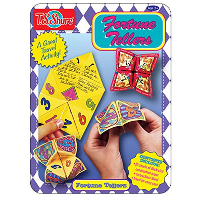 T.S. Shure Fortune Teller Activity Mini Tin