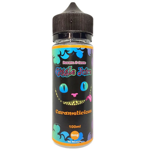 Caramelicious ( 100ml Shortfill )