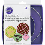COOKIE CUTTER - MISC - NESTING - CIRCLES