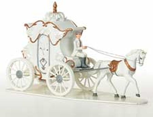 WEDDING TOPPERS - HORSE AND CARRIAGE