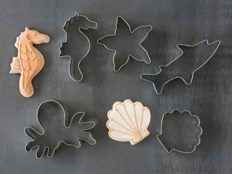 COOKIE CUTTER - NATURE - OCEAN SET