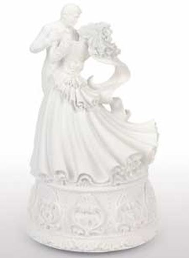 "WEDDING TOPPERS - MUSICAL ""ALWAYS AND FOREVER"" TOPPER"