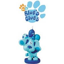 CANDLES - BLUE CLUES