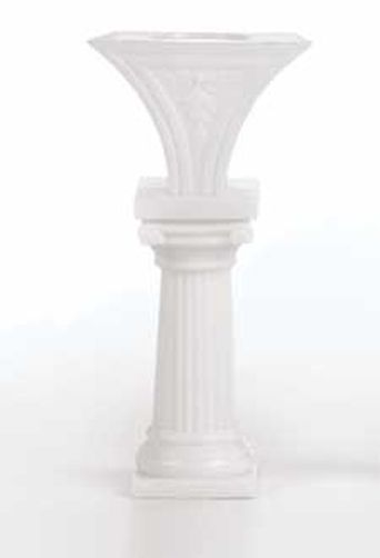 PILLARS - ARCHED - 4 1/2""
