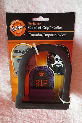 COOKIE CUTTER - HALLOWEEN - COMFORT GRIP - TOMBSTONE