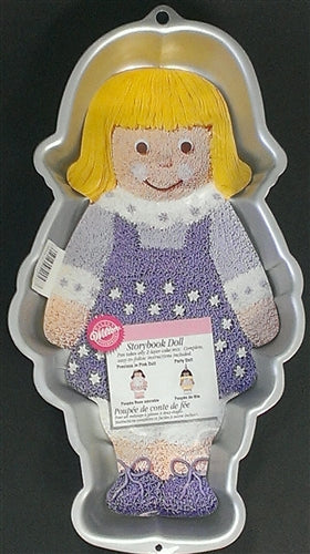 PAN - CHARACTER - STORYBOOK DOLL
