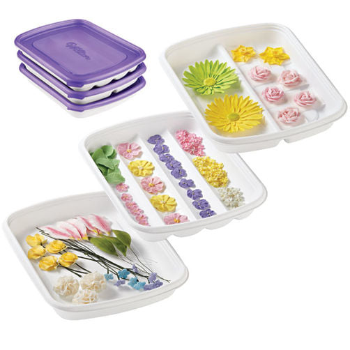 FLOWER STORAGE SET