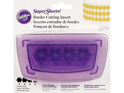 FLOWER BOARDER CUTTING INSERT