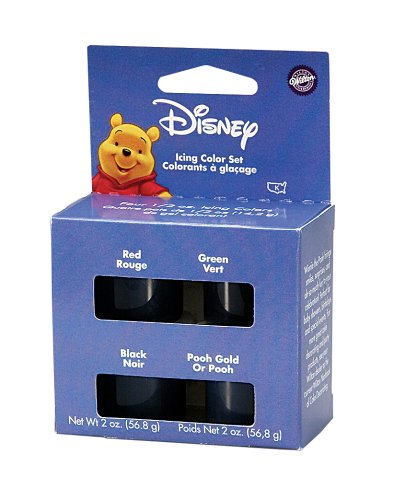 WILTON GEL ICING COLOUR - WINNIE THE POOH