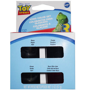 WILTON GEL ICING COLOUR - TOY STORY