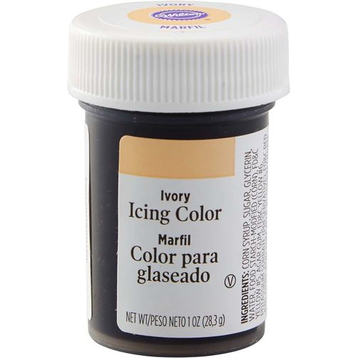 WILTON GEL ICING COLOUR - IVORY