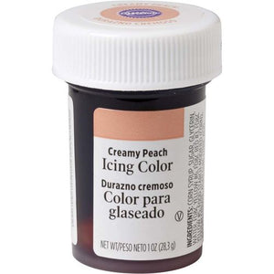 WILTON GEL ICING COLOUR - CREAMY PEACH