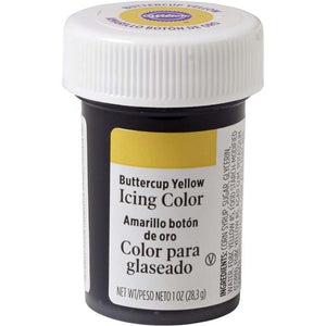 WILTON GEL ICING COLOUR - BUTTERCUP YELLOW