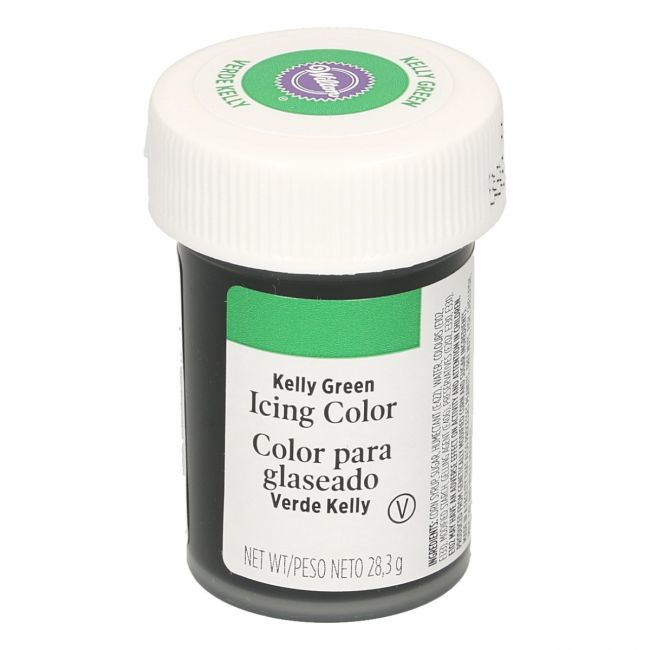WILTON GEL ICING COLOUR - KELLY GREEN