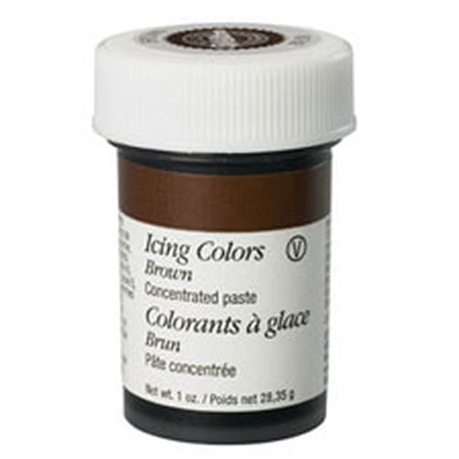 WILTON GEL ICING COLOUR - BROWN