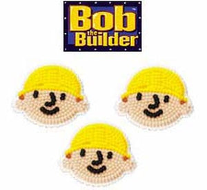 ICING DECO - BOB THE BUILDER