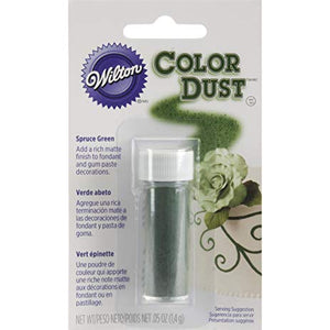 COLOUR DUST - SPRUCE GREEN