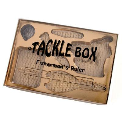 CHOCOLATE - BOX KIT - TACKLE BOX - 6PC