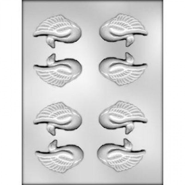 MOLDS - WEDDING - 3D SWAN - SMALL