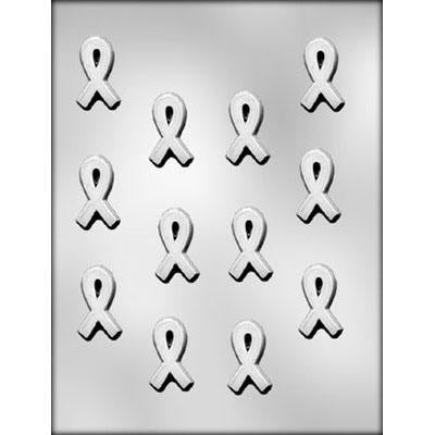 MOLDS - GIRL/WOMEN POWER - AWARENESS RIBBON