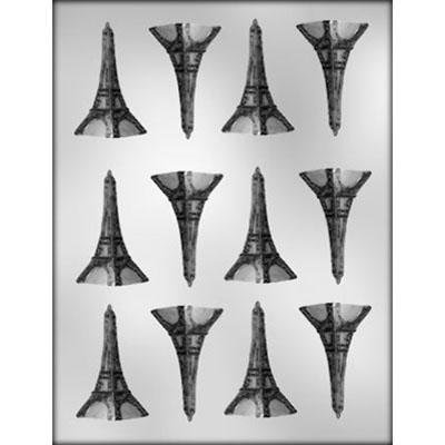MOLDS - TRAVEL - EIFFEL TOWER 2""