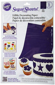 SUGAR SHEETS - PURPLE