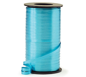 CURLING RIBBON - TURQUOISE - 500 YDS