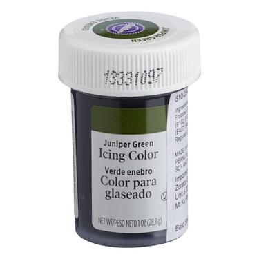 WILTON GEL ICING COLOUR - JUNIPER GREEN