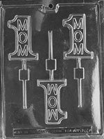 MOLDS - MOM & DAD - #1 MOM