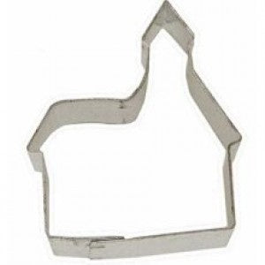 COOKIE CUTTER - CHRISTMAS - CHURCH