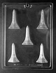 MOLDS - TRAVEL - EIFFEL TOWER 3""
